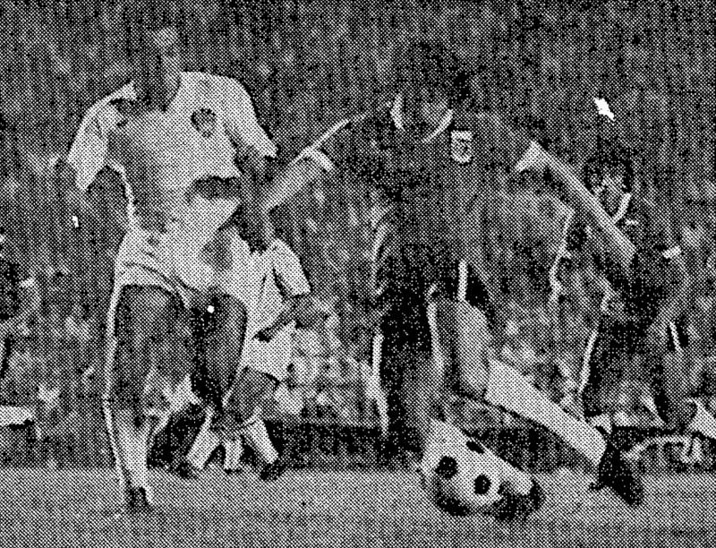 22.08.1981: Valencia CF 0 - 1 Argentina