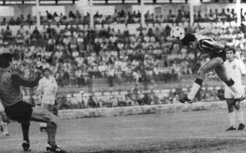 29.08.1981: CD Castellón 2 - 1 Valencia CF