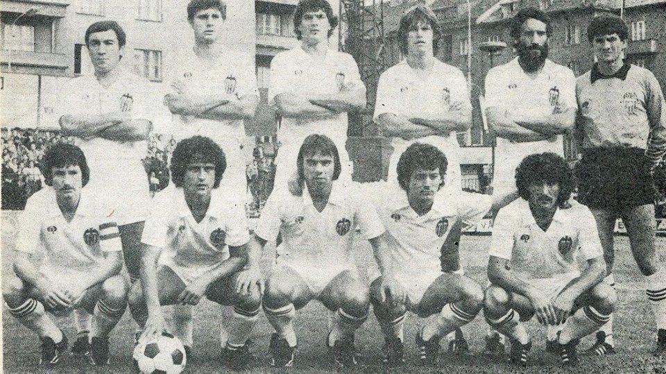 15.09.1981: Bohemians 0 - 1 Valencia CF