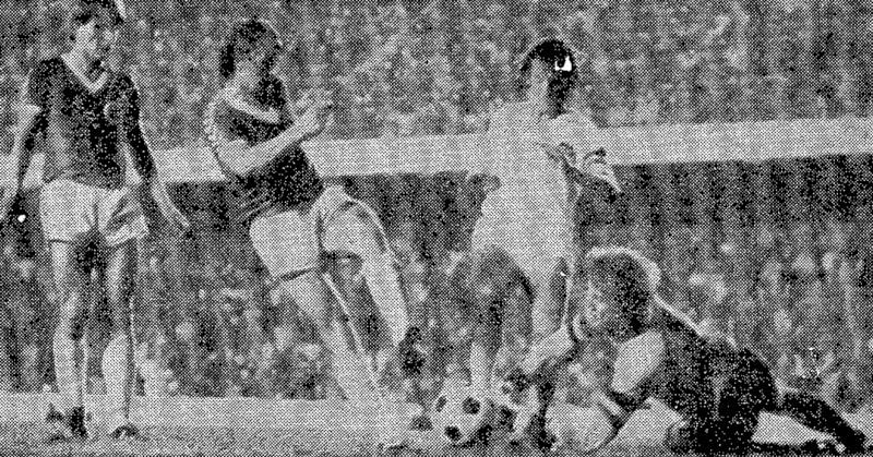 30.09.1981: Valencia CF 1 - 0 Bohemians