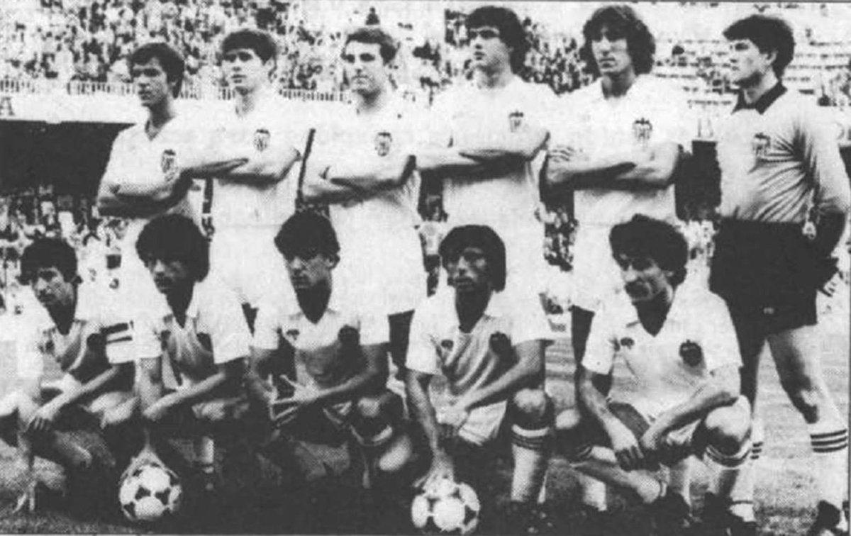 08.11.1981: Valencia CF 3 - 2 UD Las Palmas