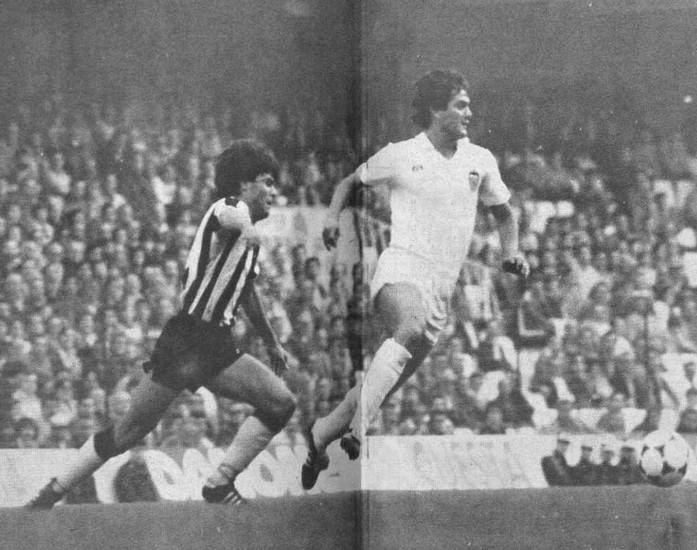 15.11.1981: Valencia CF 1 - 0 CD Castellón