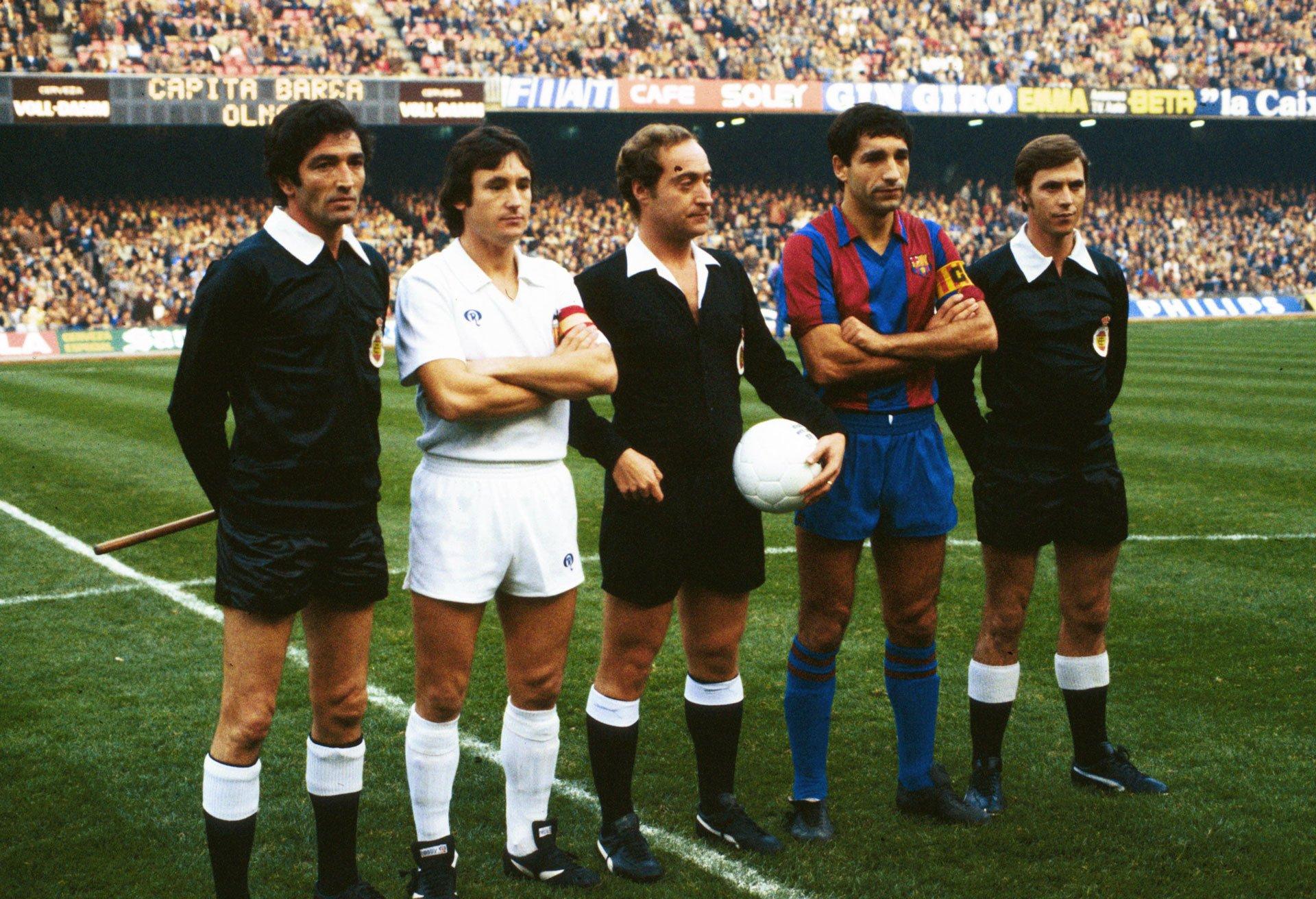 22.11.1981: FC Barcelona 5 - 1 Valencia CF