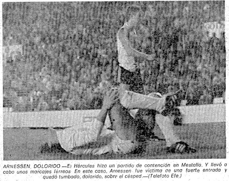 27.12.1981: Valencia CF 2 - 0 Hércules CF