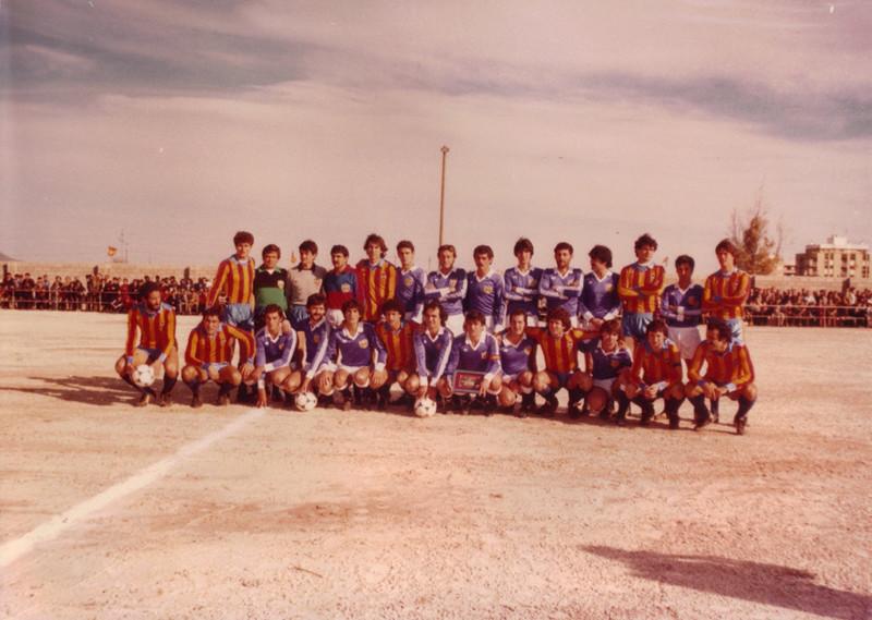 06.01.1982: CF Albuixech 0 - 12 Valencia CF