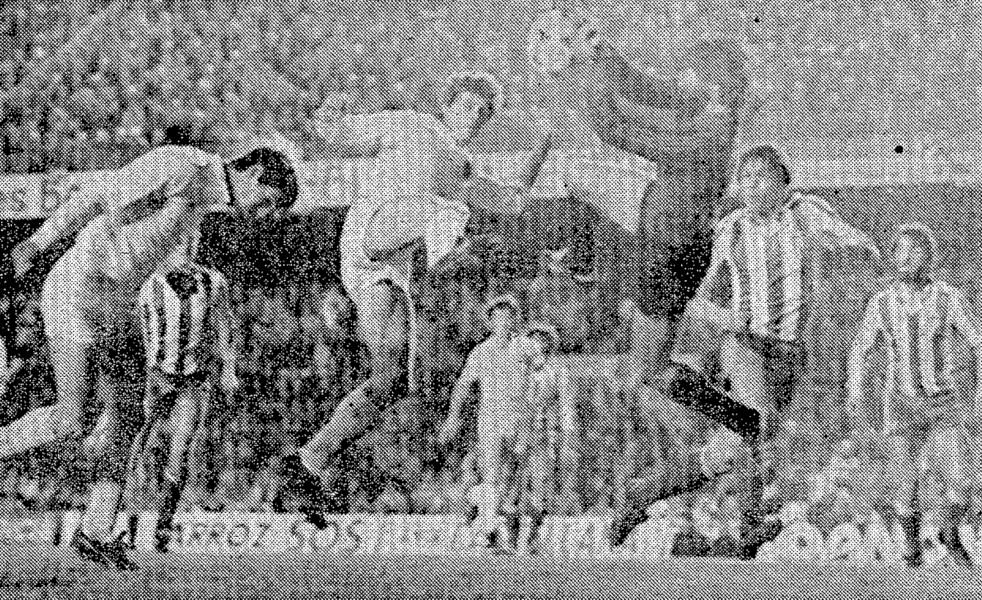 27.01.1982: Valencia CF 1 - 0 Sporting Gijón