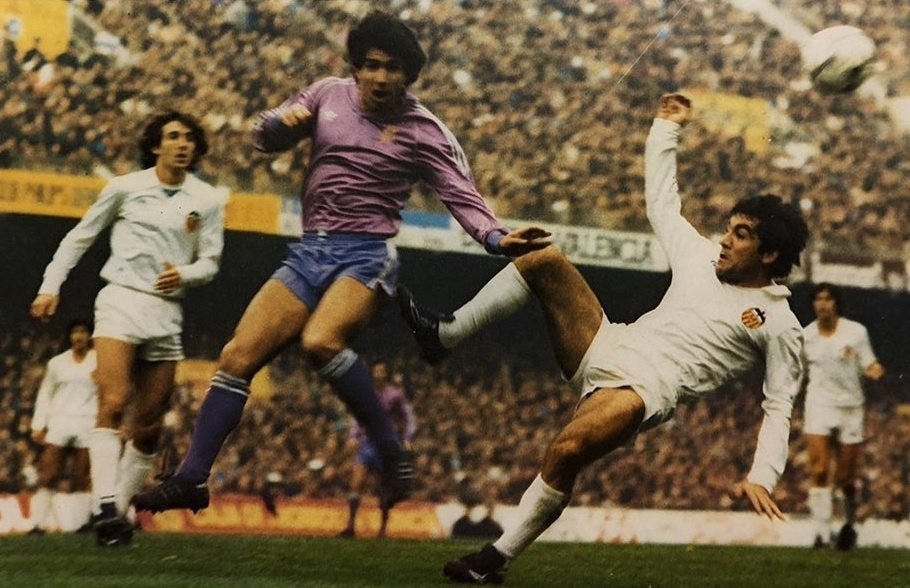 07.02.1982: Valencia CF 2 - 1 Real Madrid
