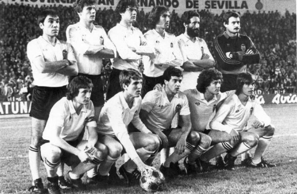 13.02.1982: Real Betis 2 - 3 Valencia CF