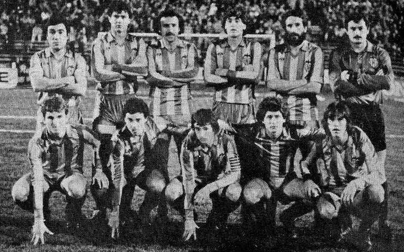 13.03.1982: CD Castellón 1 - 4 Valencia CF