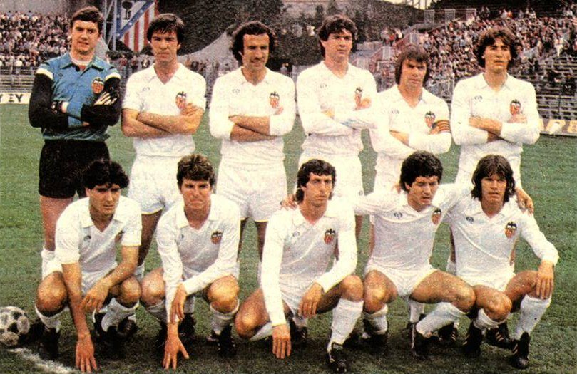 11.04.1982: At. Madrid 2 - 1 Valencia CF