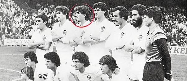 18.04.1982: Valencia CF 3 - 2 Sevilla FC