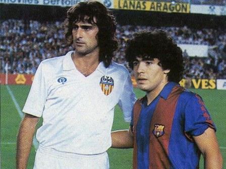 04.09.1982: Valencia CF 2 - 1 FC Barcelona