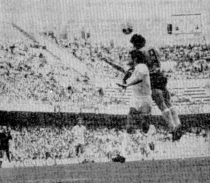 19.09.1982: Valencia CF 0 - 0 UD Las Palmas