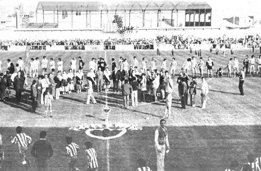 27.10.1982: CD Onda 0 - 5 Valencia CF