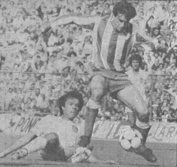 31.10.1982: At. Madrid 2 - 1 Valencia CF