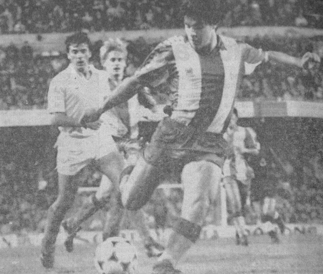 07.11.1982: Valencia CF 2 - 1 RCD Espanyol