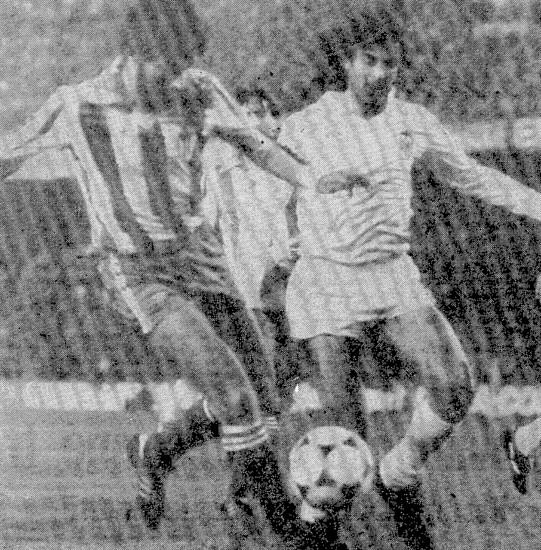 20.11.1982: Valencia CF 1 - 1 Sporting Gijón