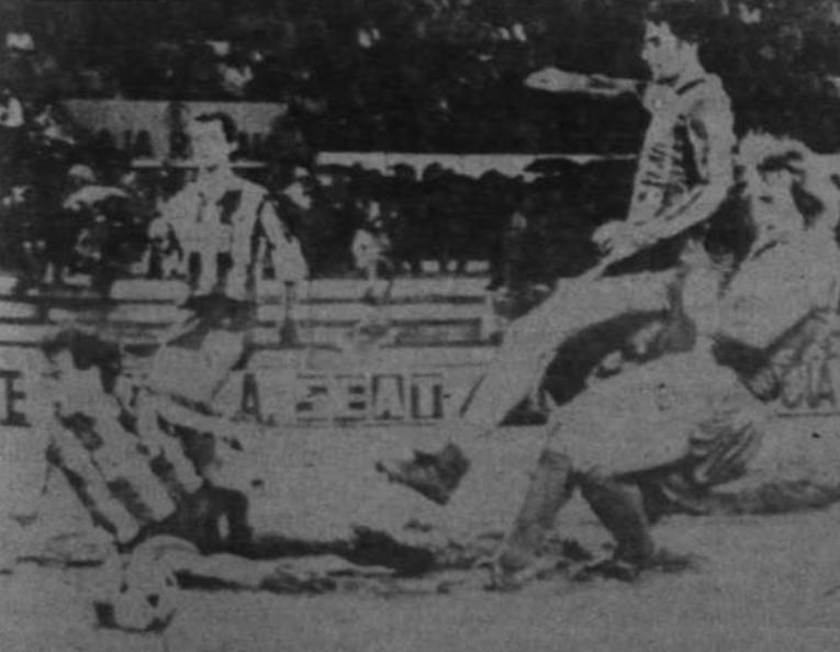 28.11.1982: Rac. Santander 4 - 1 Valencia CF