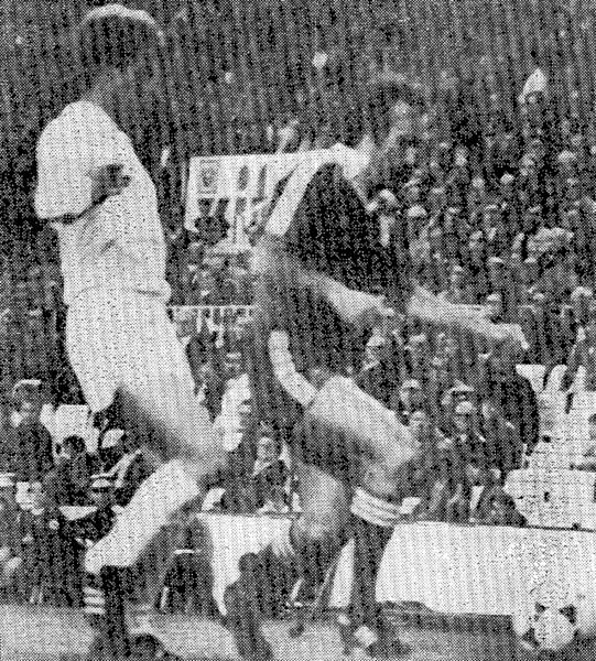 05.12.1982: Valencia CF 4 - 1 UD Salamanca