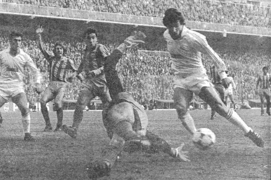 02.01.1983: Real Madrid 5 - 1 Valencia CF