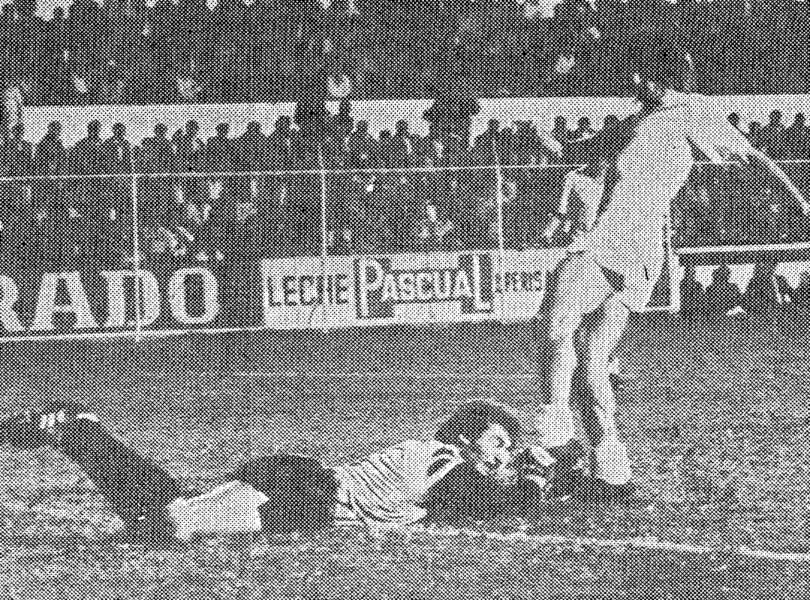 16.01.1983: UD Las Palmas 1 - 1 Valencia CF