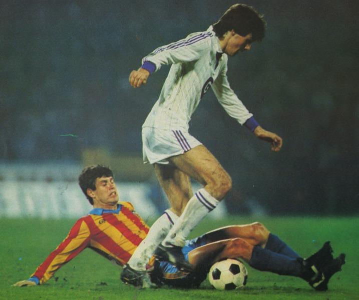 16.03.1983: Anderlecht 3 - 1 Valencia CF
