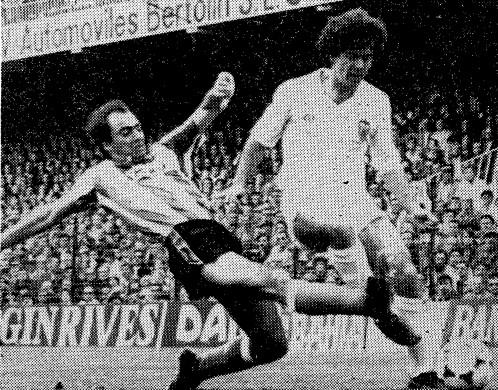 27.03.1983: Valencia CF 2 - 1 Rac. Santander