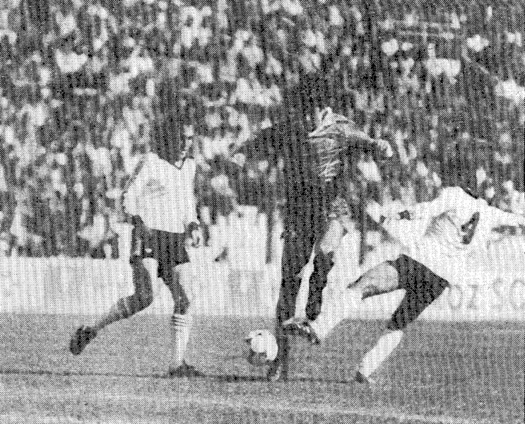 03.04.1983: UD Salamanca 1 - 0 Valencia CF