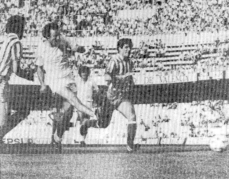 10.04.1983: Valencia CF 4 - 2 Real Betis