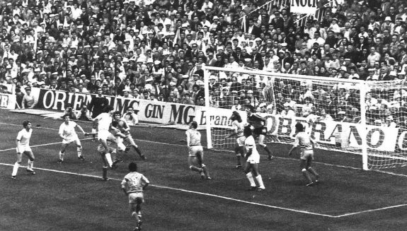 01.05.1983: Valencia CF 1 - 0 Real Madrid