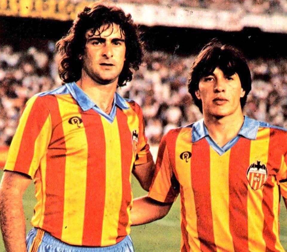 30.08.1983: Valencia CF 2 - 0 Santos FC