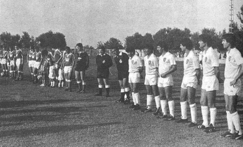 21.09.1983: CD Betxí 0 - 6 Valencia CF