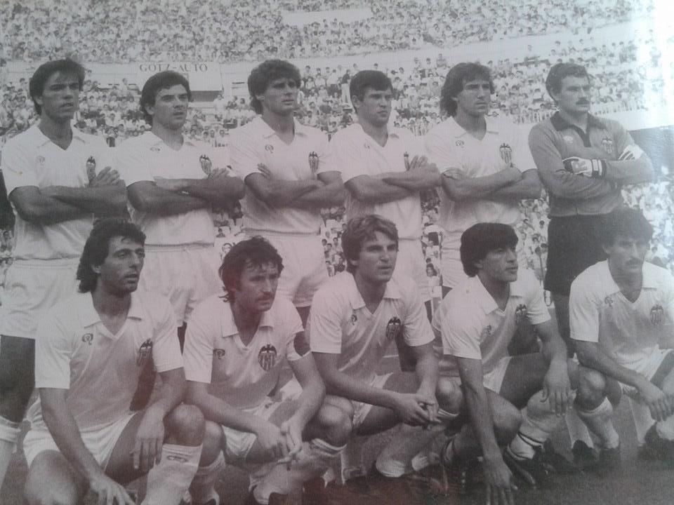 24.09.1983: Valencia CF 3 - 1 Real Betis