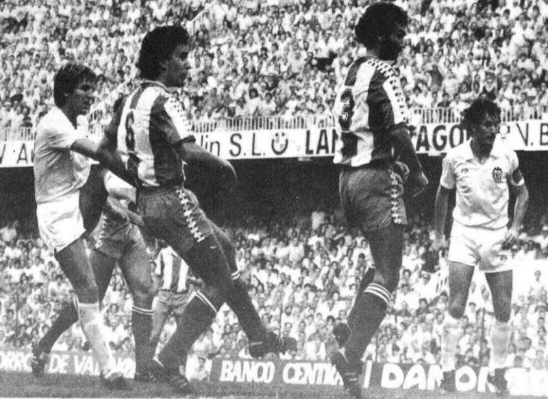 09.10.1983: Valencia CF 4 - 0 RCD Espanyol