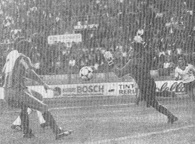 06.11.1983: UD Salamanca 1 - 0 Valencia CF