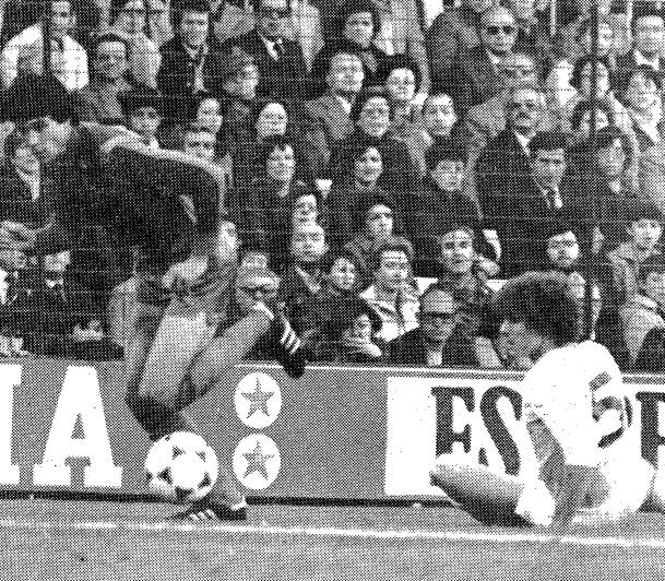 09.11.1983: Valencia CF 2 - 4 FC Barcelona