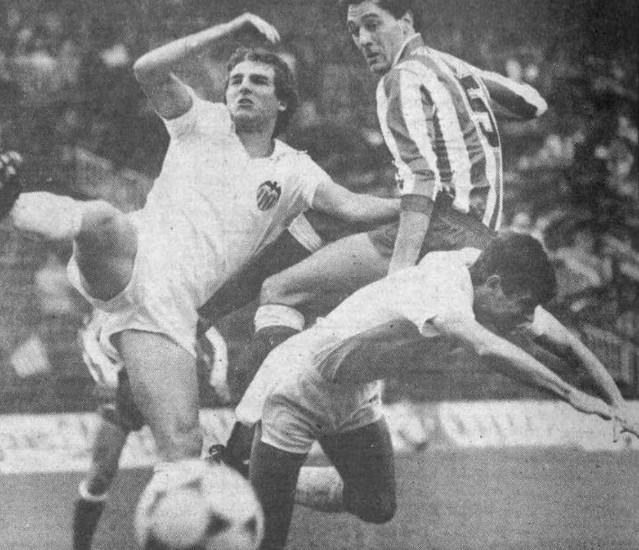 20.11.1983: At. Madrid 1 - 2 Valencia CF