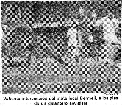 27.11.1983: Valencia CF 2 - 0 Sevilla FC