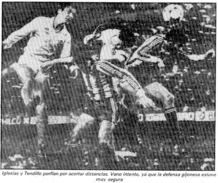08.01.1984: Valencia CF 0 - 3 Sporting Gijón