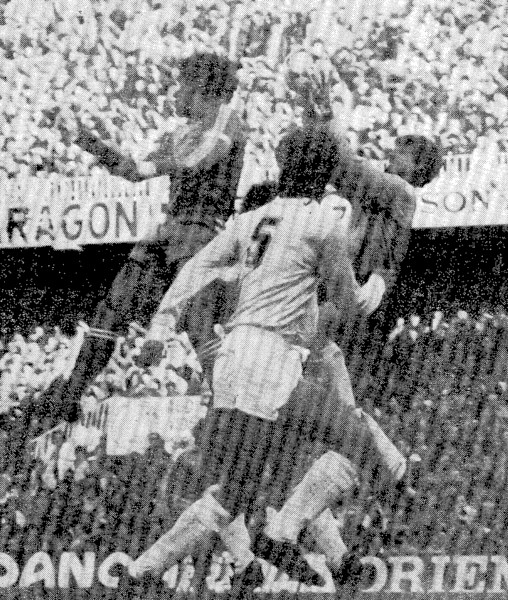 22.01.1984: Valencia CF 0 - 0 Real Madrid