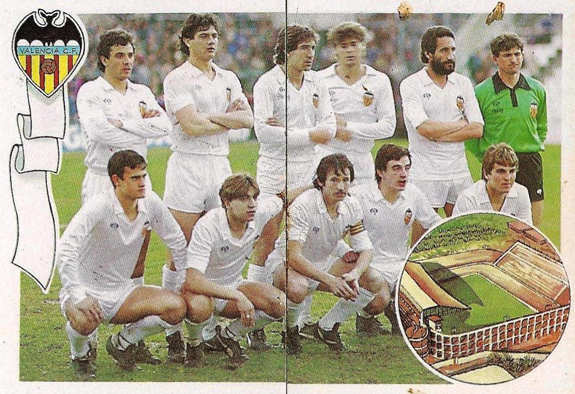 12.02.1984: RCD Espanyol 1 - 2 Valencia CF