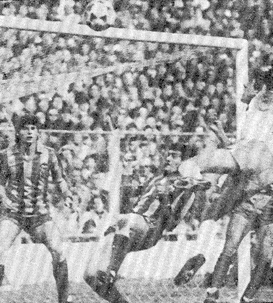 04.03.1984: Real Zaragoza 0 - 3 Valencia CF