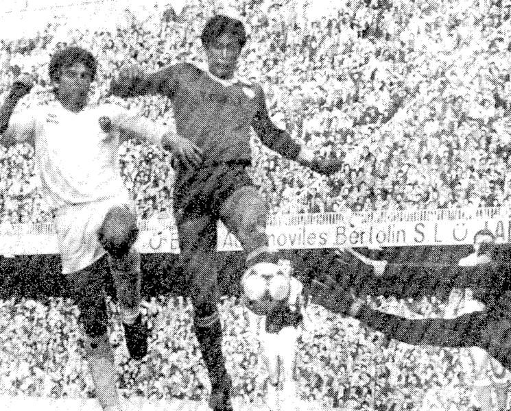 11.03.1984: Valencia CF 1 - 0 UD Salamanca