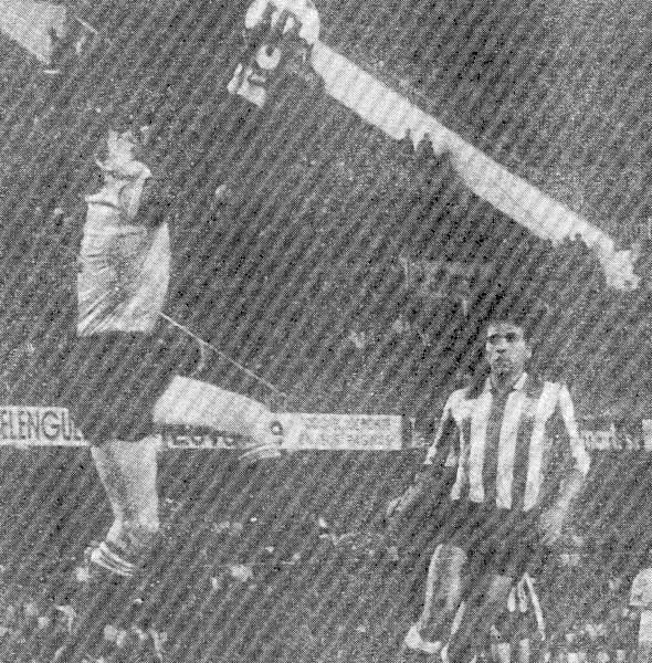 24.03.1984: Valencia CF 1 - 2 At. Madrid