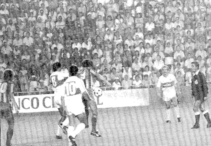 01.09.1984: Elche CF 0 - 1 Valencia CF