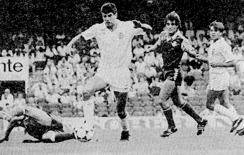 23.09.1984: Valencia CF 0 - 1 Real Betis