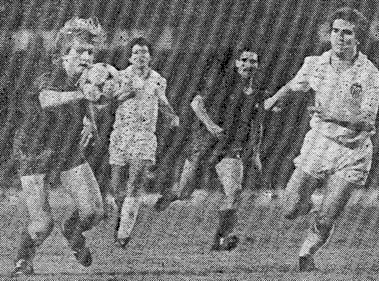 04.11.1984: FC Barcelona 1 - 1 Valencia CF