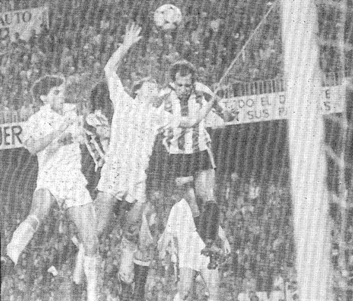 25.11.1984: Valencia CF 1 - 1 Athletic Club