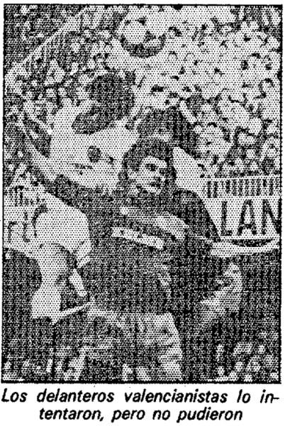 30.12.1984: Valencia CF 0 - 0 Elche CF
