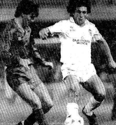 09.01.1985: Valencia CF 2 - 0 Barcelona At.